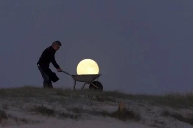 te obsequio la luna