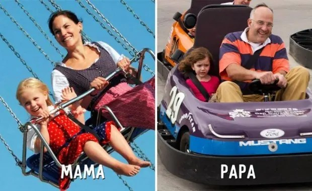 mama-papa-diferencias-divertidas-paseos