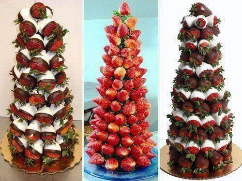 arbol de fresas 9