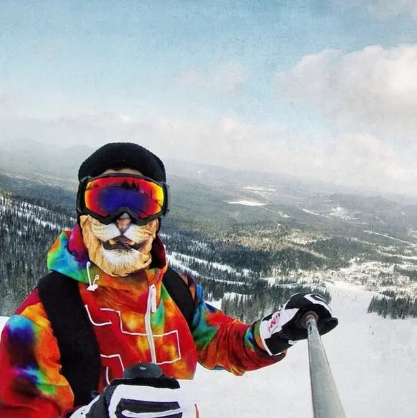 mascaras ski animales 5