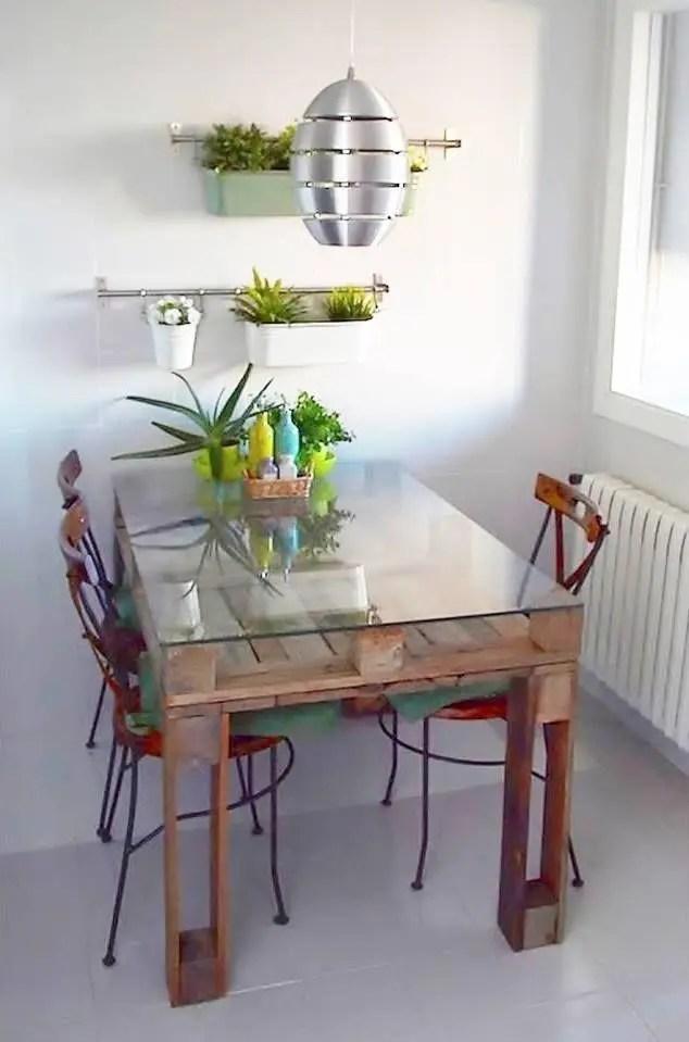 mesas palets madera 6