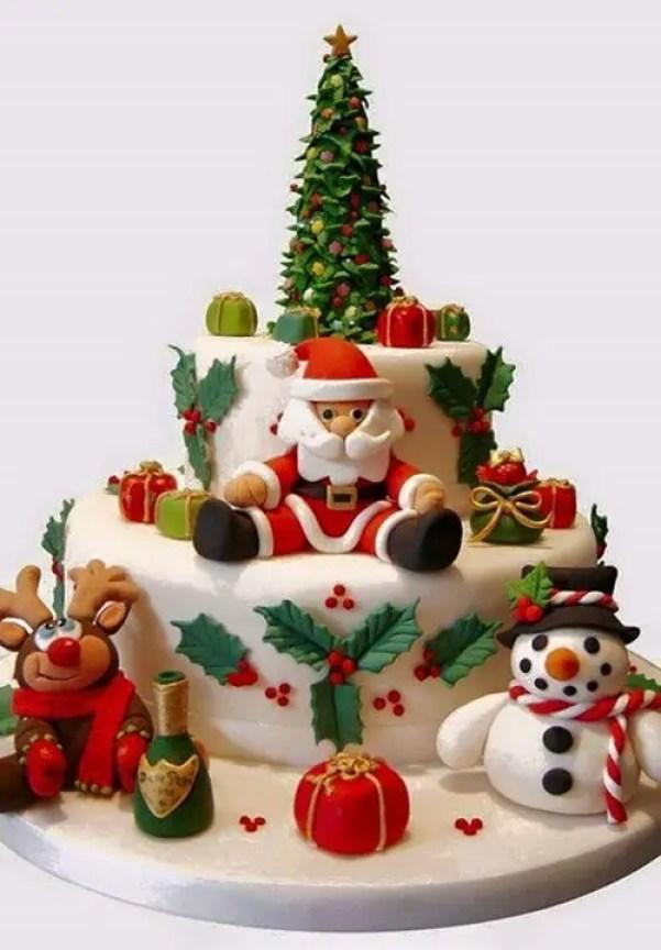 pasteles navideños 4