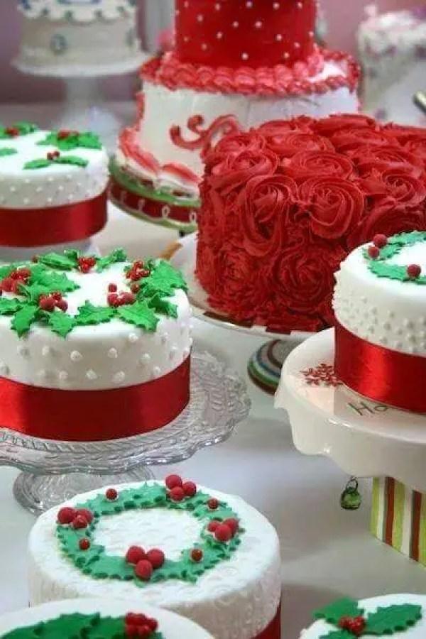 pasteles navideños 6