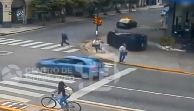 Accidente de Tránsito en Rosario