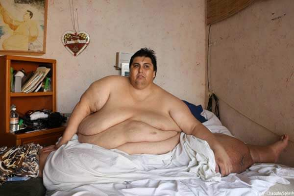 Most Heavy People In The World