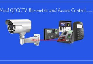 cctv, biometric and access control