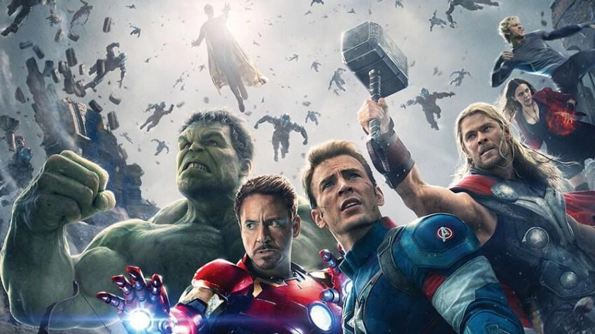 Avenger Superheroes