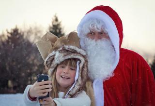 Is Santa Real or Fake