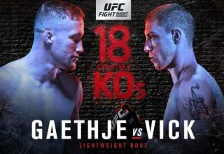 UFC Fight night 135