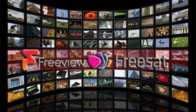 Freeview and Freesat