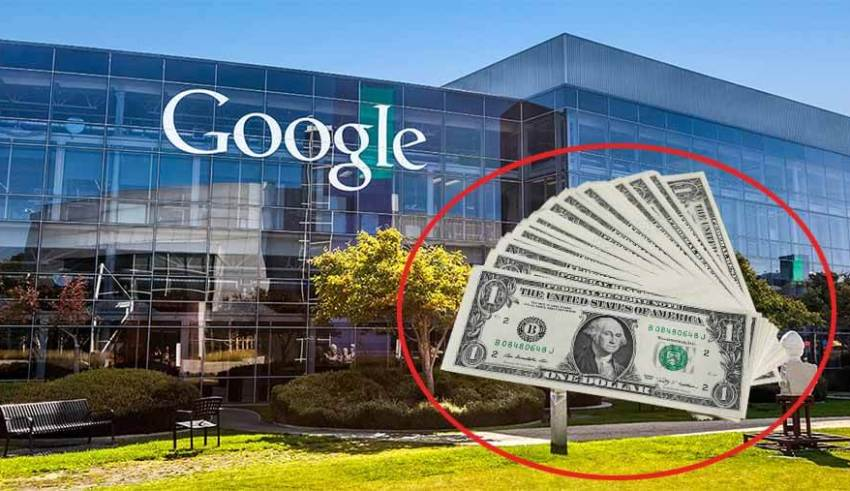 How much money does google make