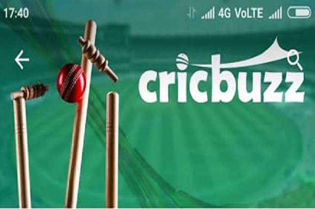 Cricbuzz com One of the best source for updated cricket Scores
