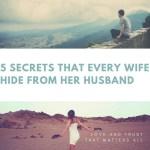 secrets of wife