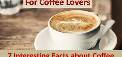 interesting facts about coffee