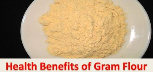 health benefits of besan