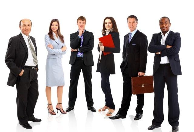 type of employees