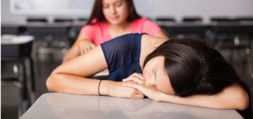 sleeps deprivation in teenagers