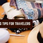 packing tips for travelers