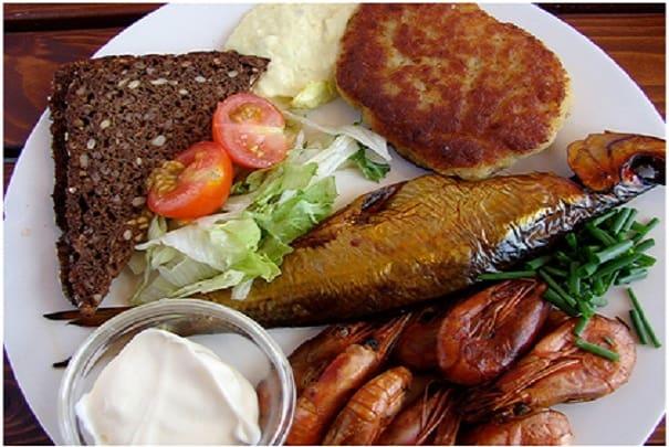 Traditional Danish Foods