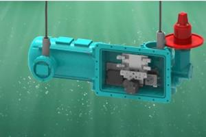 Waterproof linear actuators