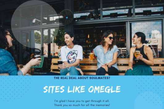Sites Like Omegle - Top 10 best Omegle Alternatives
