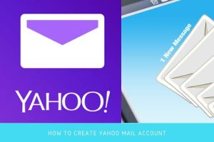 How to CREATE Yahoo mail account account