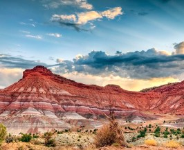 Stunning Natural Formations in Utah