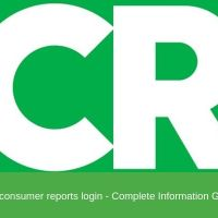 Consumer Reports Login - Information Guide Complete Process