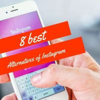 8 Best Alternatives of Instagram 2019