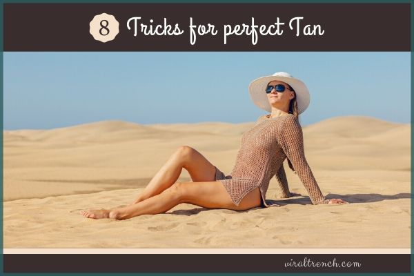 tanning tips