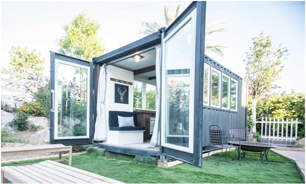 Turn Shipping Containers Into A Home