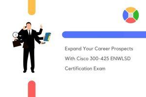 Cisco 300-425 ENWLSD Certification