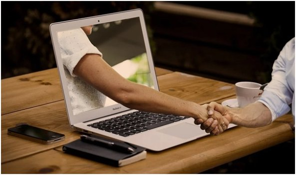 Online Business Working Efficiently