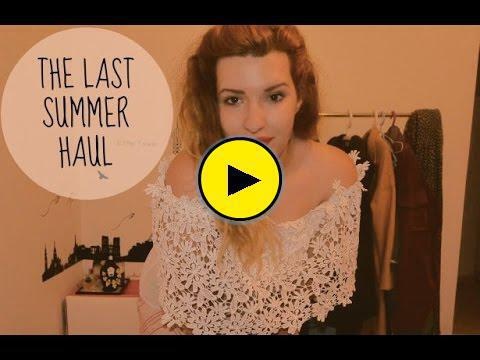 Τhe Last Summer Haul ● Marilliaschoice1989