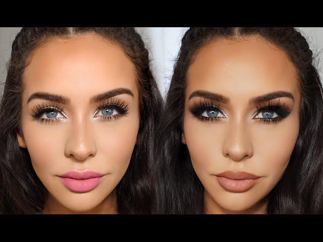 2 Valentines Day Makeup Looks Carli Bybel Viralvideos