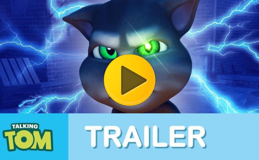 Talking Tom Cat – The Legend is Back (Official Trailer)