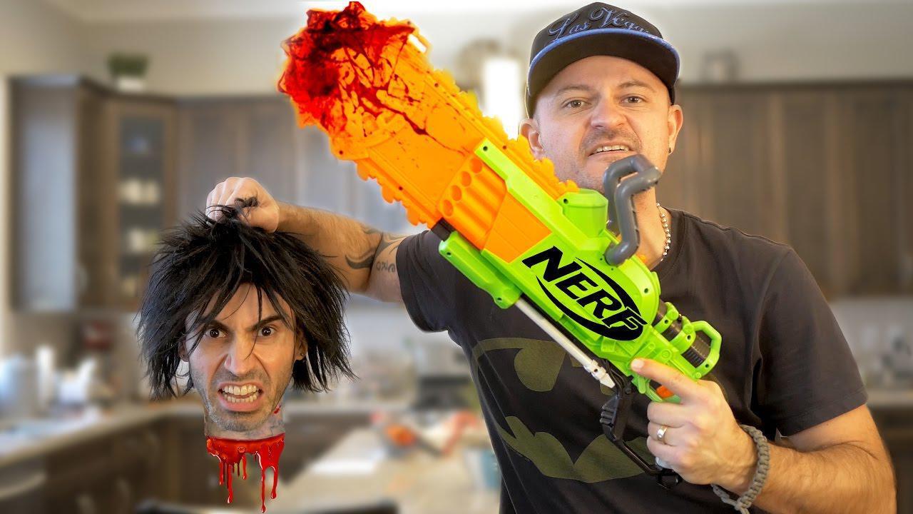 Next War - Nerf Wars