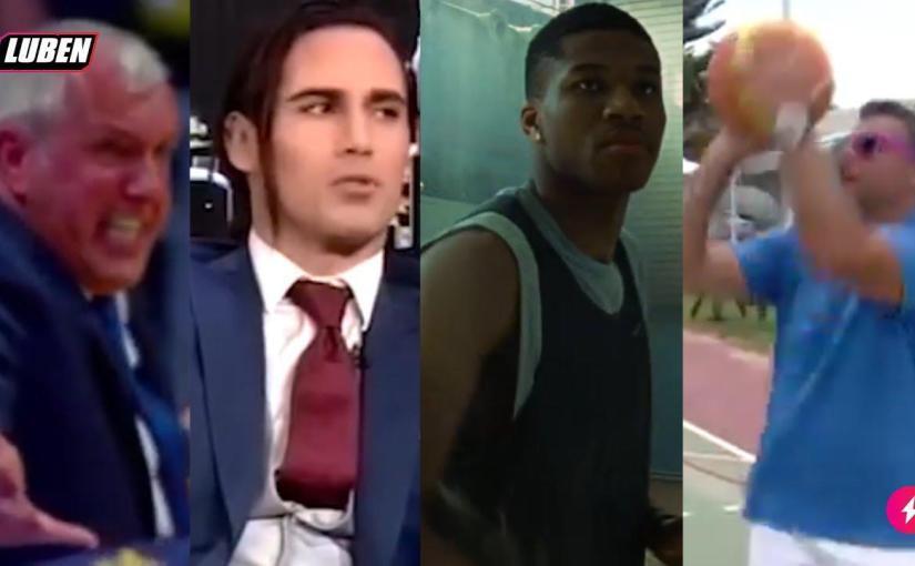 θα σου πω εγώ τι ΔΕΝ είναι μπάσκετ | Luben TV
