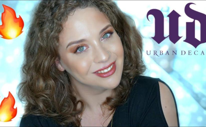 Με Βάφουν στην Urban Decay 🔥 | AnotherMakeupWorld