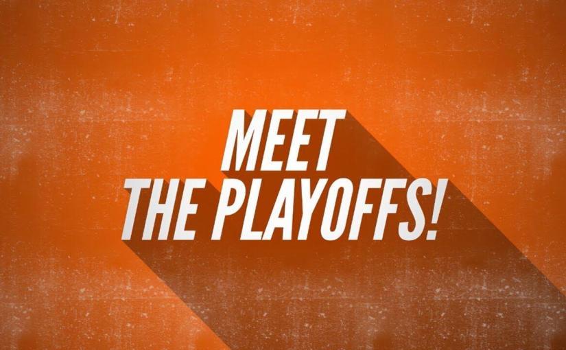 Meet the Playoffs!