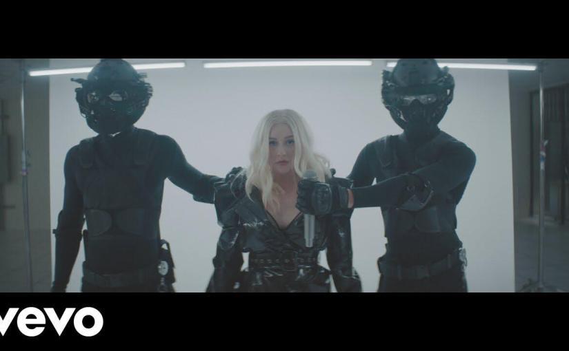 Christina Aguilera – Fall In Line (Official Video) ft. Demi Lovato
