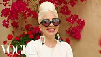 Lady Gaga Tells Ellen Why She Cant Let Go Of A Star Is Born