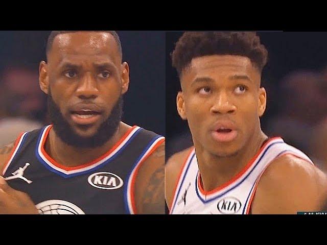 9a52f930400 Team LeBron vs Team Giannis Full Game Highlights! 2019 NBA All-Star Game