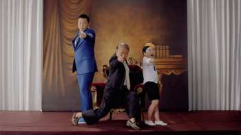 Psy's New Hilarious Daddy Music Video