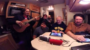 Band Stuck In Traffic For Hours In Snow Storm Makes Blizzard Parody Of Stuck In The Middle