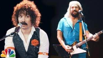 Jimmy Fallon And Paul Rudd Recreate Styx Music Video