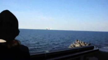 Russian Figher Jets Fly Dangerously Close To US Navy Vessel