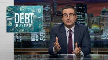 John Oliver Buys 15 Million Dollars Of Medical Debt And Forgives It All