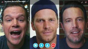 Matt Damon & Ben Affleck Fight Over Tom Brady's Friendship