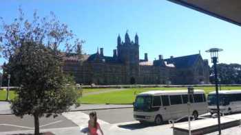 Sydney University Bell Tower Plays Game Of Thrones Theme Song
